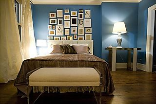 Electric blue envy lulu wanderlust for Electric blue bedroom ideas