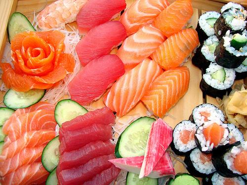 sushi-bouquet