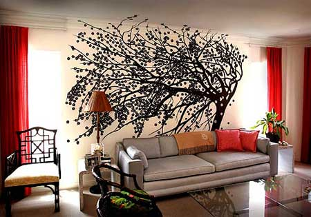 tree-mural
