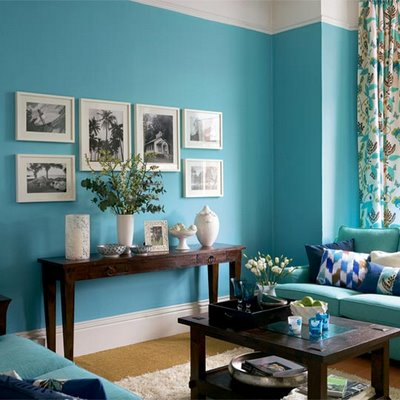 turquoise-living-room
